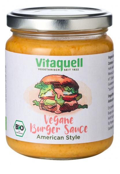 Bio Vegane Burgersauce - American Style, 235 ml