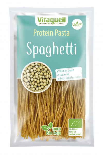 Protein Pasta Spaghetti Bio, 200 g