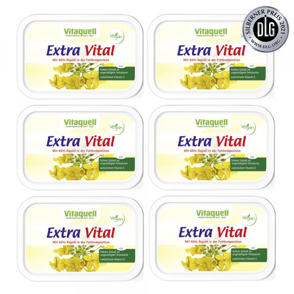 6 x Extra Vital, 250 g
