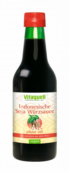 Vitaquell Soja-Würz-Sauce Indonesisch Bio
