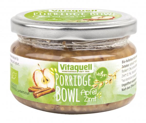 Porridge Bowl Apfel Zimt 180 g