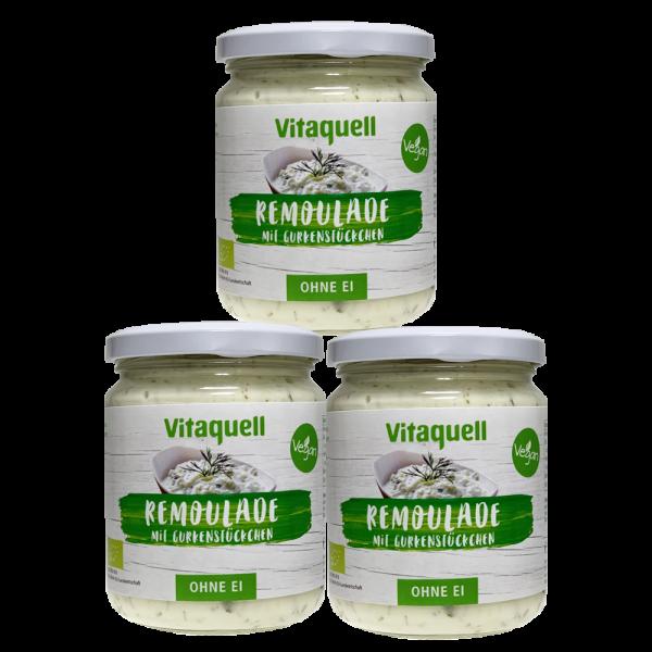 3 x Bio Salat Remoulade, 250 ml
