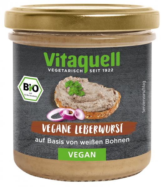 Vegane Leberwurst, Bio, 125 g