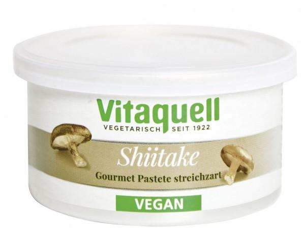 Shiitake Gourmet Pastete Bio, 125 g