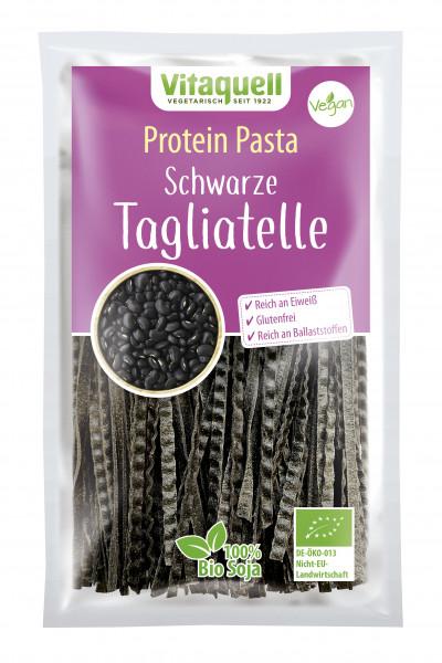 Protein Pasta Schwarze Tagliatelle, 200 g