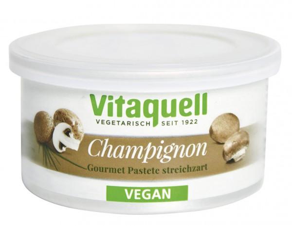 Champignon Gourmet Pastete Bio, 125 g