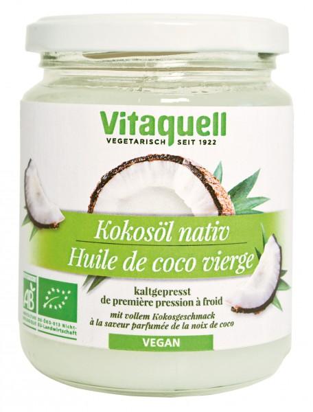 Kokosöl Bio, nativ 215 ml