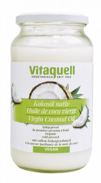 Kokosöl Bio, nativ 860 ml