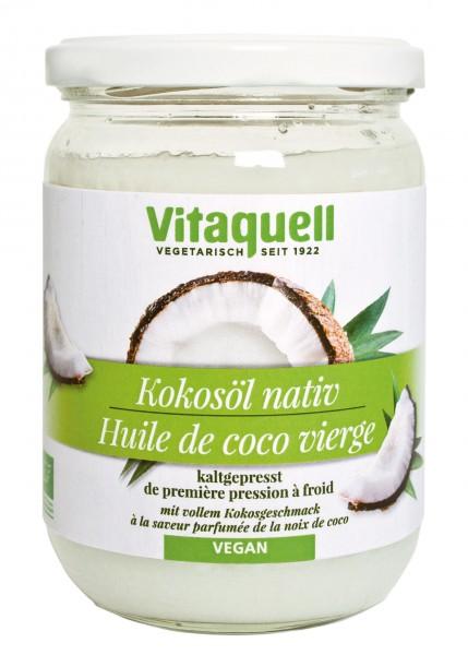 Kokosöl Bio, nativ 430 ml