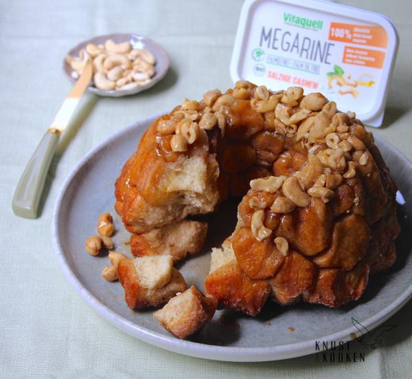Monkeybread mit Cashews