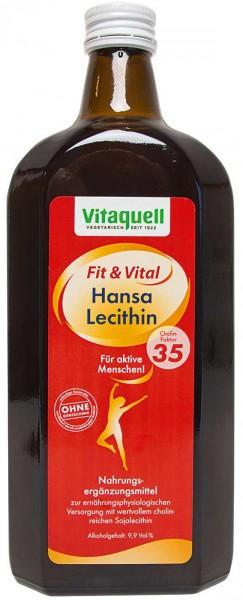 Hansa-Lecithin flüssig 500 ml