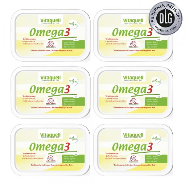 6 x Omega 3, 250 g