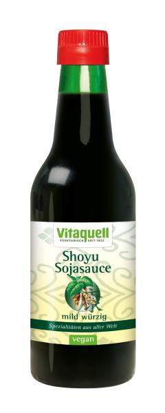 Vitaquell Soja-Sauce Shoyu Bio
