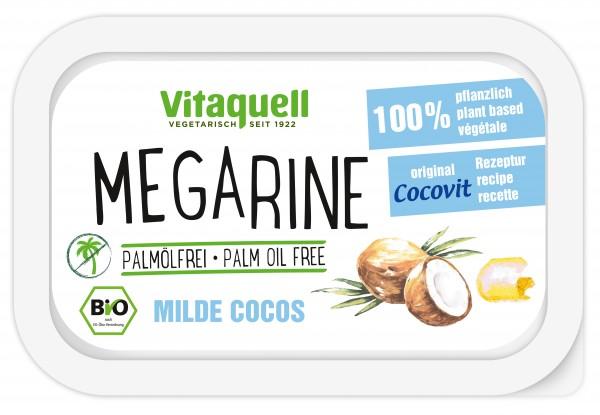 Megarine Milde Cocos Bio, 250 g