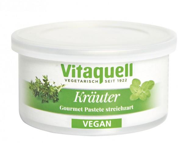 Kräuter Gourmet Pastete Bio, 125 g